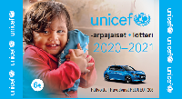 Paperiarpa UNICEF 2020